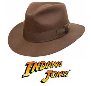indiana jones - trouver le chapeau de l'aventurier